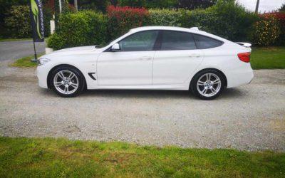 BMW 320D GRAND TURISMO M SPORT 184cv