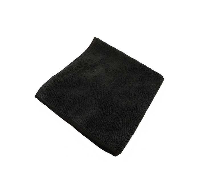 Microfibre – 40 X 40 Cm, 300 G/m² – Coloris Noir