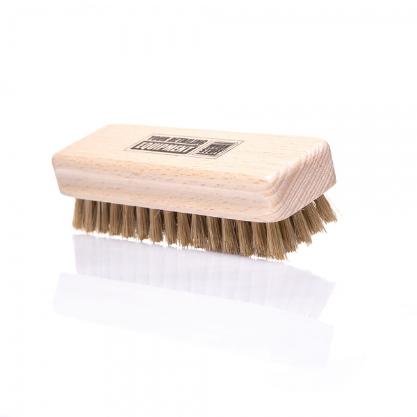 Work Stuff Leather Brush – Brosse Pour Nettoyer Le Cuir/tissu